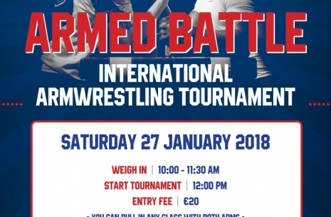 Armed Battle # Armwrestling # Armpower.net